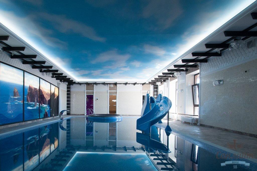 бассейн для частного дома
