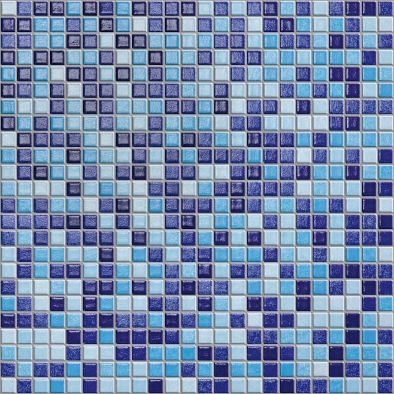 виды мозаики для бассейна