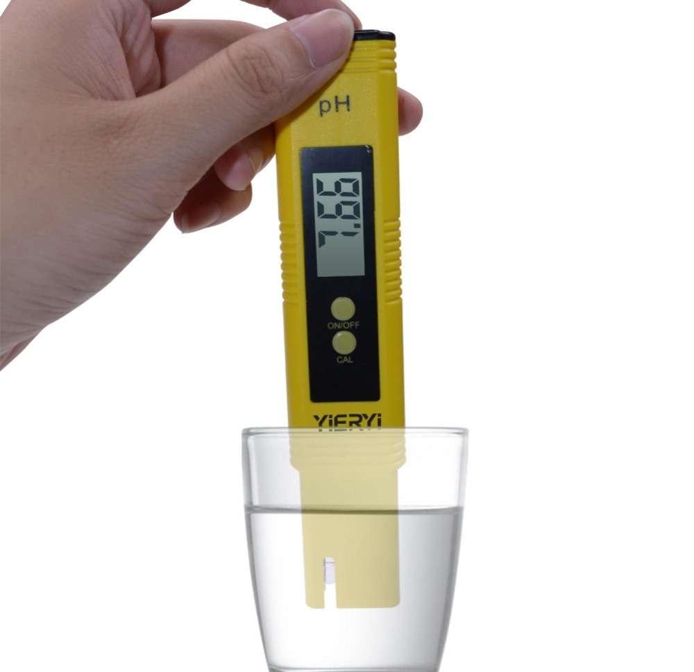 Как понизить pH в бассейне