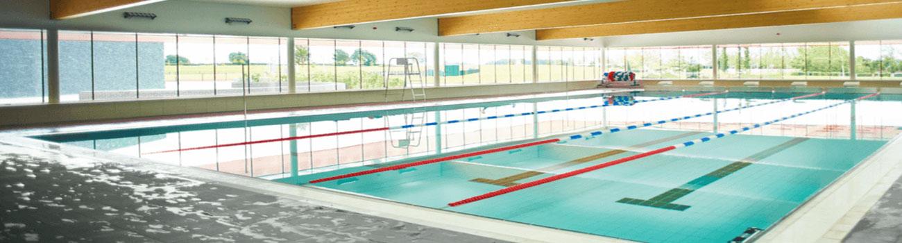 строительство спортивного бассейна