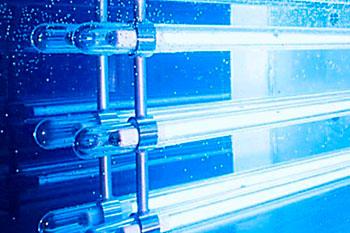 Ультрафиолетовые лампы для очистки воды фото