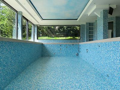 бассейн замена воды фото