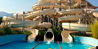 аквапарк проектирование фото