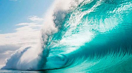 искусственная волна для серфинга фото