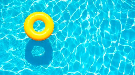 обновление воды в бассейне фото