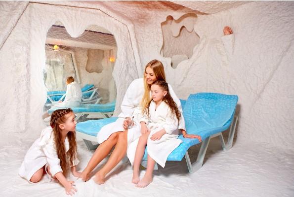 соляная комната беременным можно фото