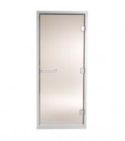 Дверь стеклянная Alu Line