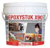 Эпоксидная затирочная смесь EPOXYSTUK X90. 5кг.